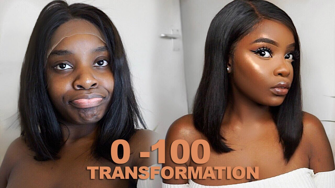 0 100 Makeup Transformation Amp Hair Youtube