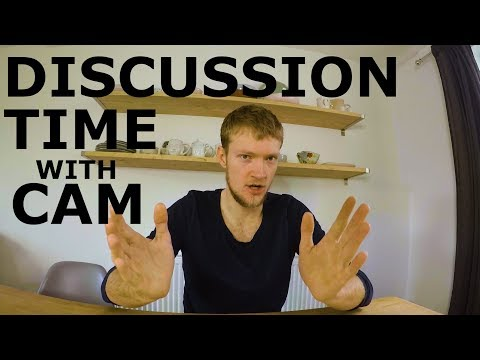 DISCUSSION TIME 1 - IS ROWING A JOB? | Vlog 28
