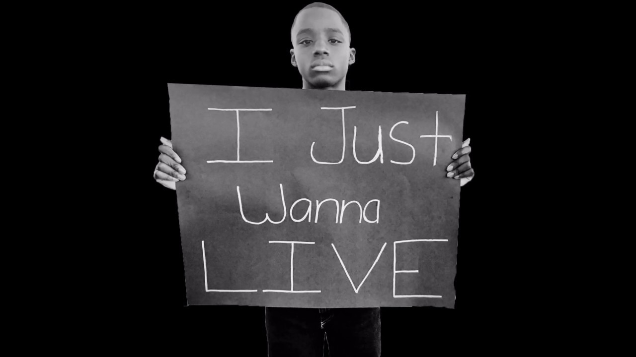 Keedron Bryant - I Just Wanna Live (Official Lyrics Video)