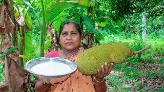 Village Food: Jackfruit Chop Recipe | Village Street Food