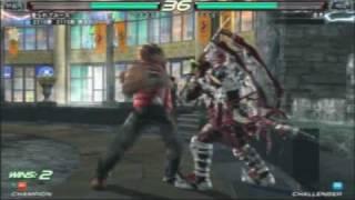 no63 ブルース(潜られ) vs ヨシミツ