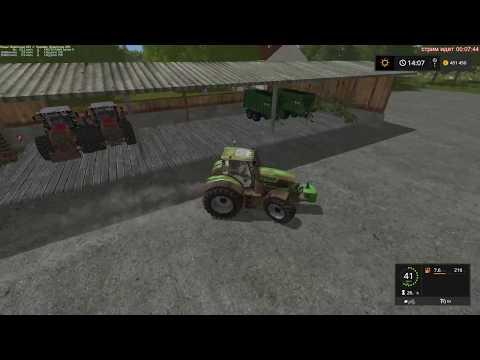 Farming Simulator 17   Saxony Map V2.3   Multiplayer
