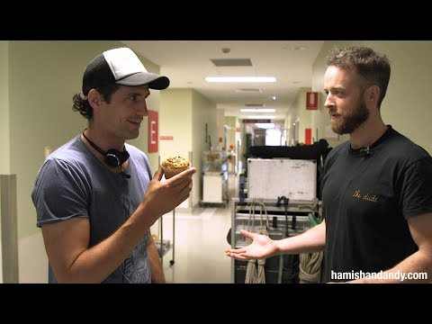 Baked Goods of Meaning (A Reality Show About Friendship)