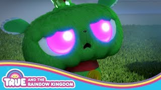 Frookie Eats a Tricky Treat | True Tricky Treat Day | True and the Rainbow Kingdom Season 4