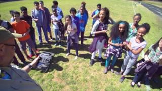 Tucker Middle School Solar Astronomy March 17th 2016