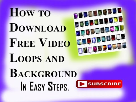 10 Free Loops For Intro Videos + Download Links (HD)- Hindi