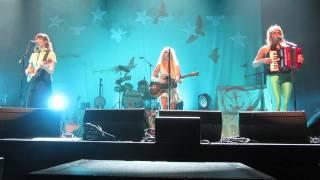 Katzenjammer ~ Rockland ~ live in Cologne, Germany Mar-4-2015