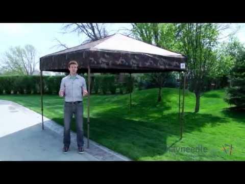 E Z Up 16 X HUB Shelter Canopy