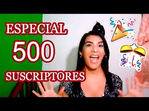 500 Suscriptores + peliculas de tematica trans | SammyPTY