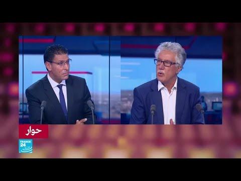 حوار مع حمة الهمامي الناطق باسم الجبهة الشعبية في تونس  - 11:22-2018 / 7 / 25