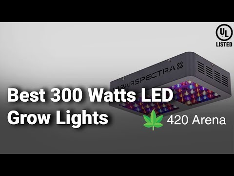 best-300w-led-grow-lights:-complete-list-with-features-&-details---2019