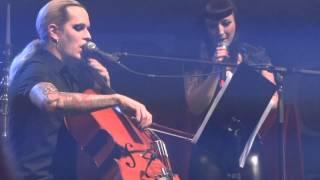 "Chris Harms & Gared Dirge feat. Ulrike Goldmann - ""Never Let You Go"" 11.10.2013"