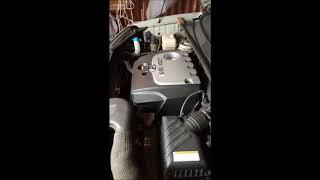 Смещение двигателя при включении АКПП Hyundai Tucson.