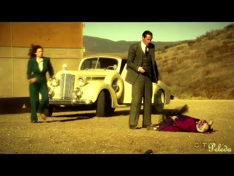 Agent Carter 2x08 ending scene: Jarvis shoots Whitney