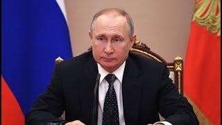 Совещание Владимира Путина с экспертами по ситуации с коронавирусом. Полное видео
