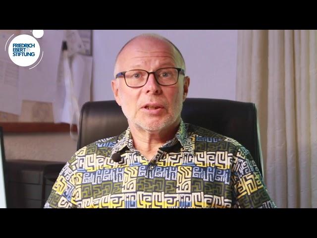 Adresse de fin d'année du Représentant Résident de la FES -Bénin