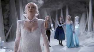Once Upon A Time 4x10 - The Snow Queen Sacrifices Herself