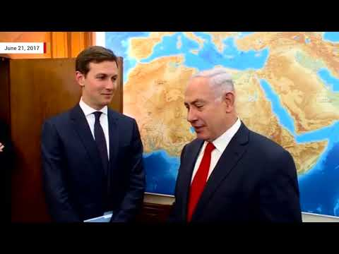 Jared Kushner reportedly visiting Middle East for peace talks