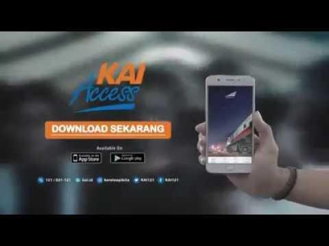 Fitur E Boarding Pass Kai Access Tiket Kereta Api Edisi Di Kejar