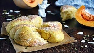 Тыквенный хлеб в духовке
