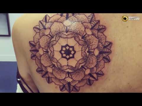 Best Mandala Tattoo Design Idea