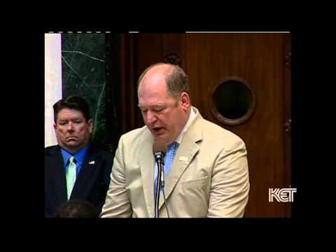 Rep. Jeff Hoover on House Leadership's Handling of Harassment Claims