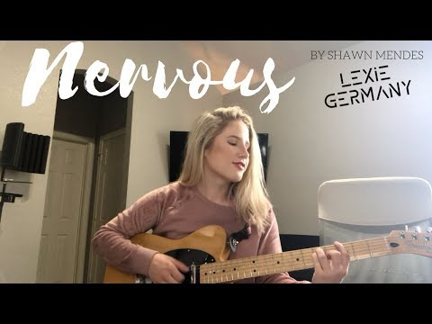 Nervous - Shawn Mendes // Cover