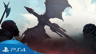 Thronebreaker: The Witcher Tales | Gameplay Trailer | PS4