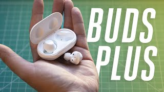 Galaxy Buds Plus review: better sound, fantastic battery life