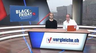 Black Friday 2019 | Deals & Informationen für die Schweiz | vergleiche.ch