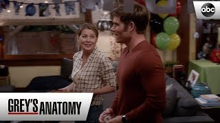Link Opens Up to Meredith | Grey's Anatomy Season 15 Episode 10