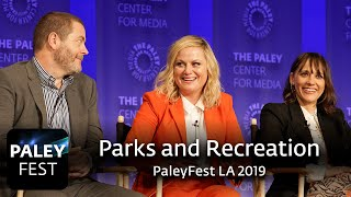 Parks and Recreation 10th Anniversary Reunion at PaleyFest LA 2019: Full Conversation