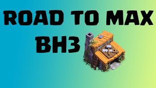 ROAD TO MAX BH3 - EP1! CRUSHER LEVEL 2,TROPHY PUSH TO 1200 TROPHIES|CLASH OF CLANS