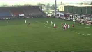Michael Hansen, FCV-Helsingborg 2-2  140215