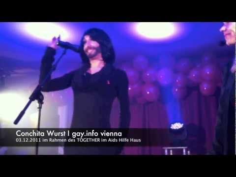 Conchita Wurst Interview