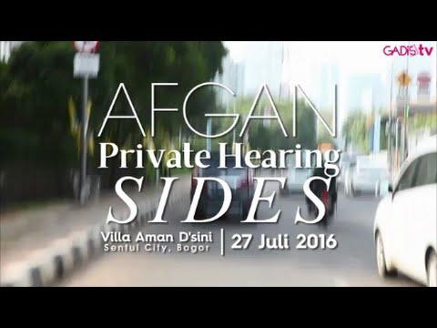 Afgan Cerita tentang Sesuatu yang Bikin Album SIDES Spesial