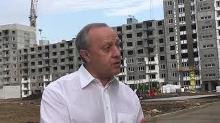 """В """"Ласточкино"""" завершается строительство домов для переселенцев"""