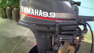 Yamaha 9.9 Outboard