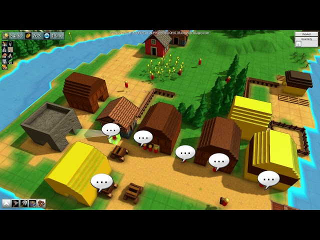 Factory Town - Ep 3 - Forestry and Farming