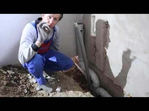 Главные ошибки монтажа водоснабжения и канализации в частном доме третья серия