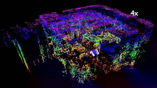 Real-time Modular 3D Mapping