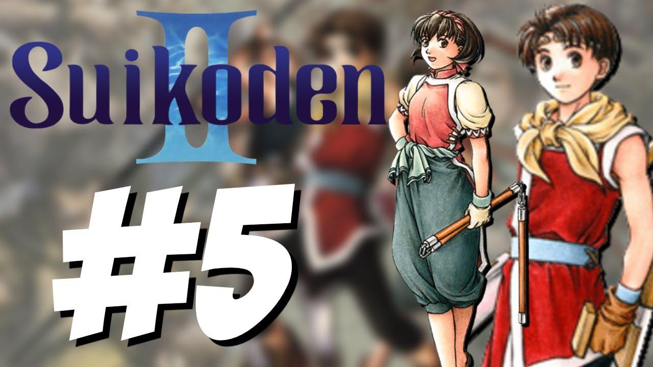 Download Suikoden II - Ep 5 - JaredJDub's Stream Archive