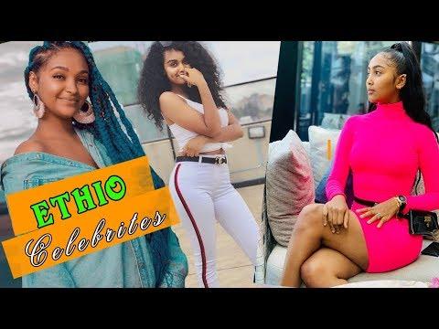 ETHIOPIA || ethio celebrites beautiful photo collection