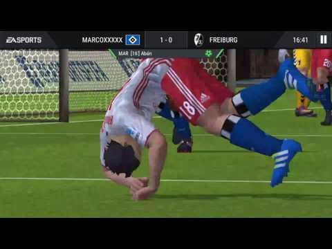 FIFA Mobile #11 [Android][Deutsch/HD+] - Unentschieden gegen Frankfurt