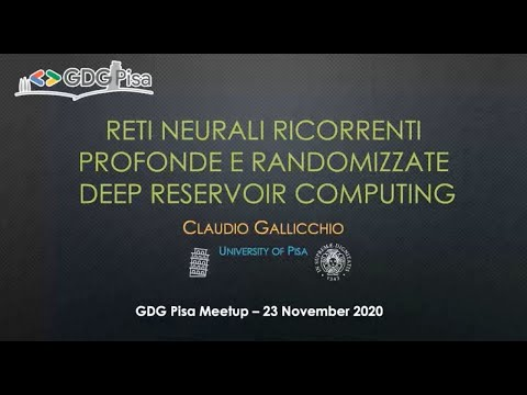 Reti Neural Ricorrenti Profonde e Randomizzate - Deep Reservoir Computing