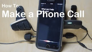 Cardo PACKTALK SLIM - How to make a Phone Call