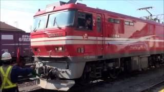 【開業前】13時30分~15時の間に五稜郭駅を発着、通過、機関車交換する列車たち (2016/3/17)