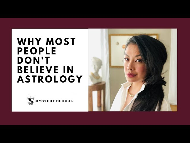 Why Most People Don't Believe in Astrology? - VNS Mystery School