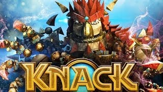 PS4 - Knack Gameplay Trailer