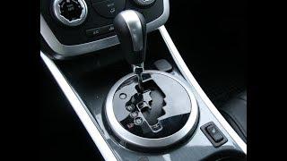 АКПП замена заднего сальника кВ / Mazda CX7